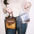 【Pre-Order】Handmade 2WAY Color PVC Bag