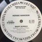 Herbie Hancock ‎– Magic Number / Everybody's Broke