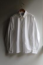 YAECA#67151 コンフォートシャツ リラックスWHITE