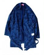 [予約商品]EFFECTEN(エフェクテン) indigo crust gown