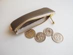 コインが見やすくたっぷり入る長細いコインケース ワインハイマー トープ