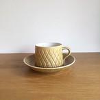 【北欧ヴィンテージ雑貨】Jens.H.Quistgaard Relief cup&saucer vintage イェンス・クイストゴー レリーフ 04