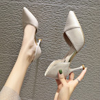 【shoes】切り替え合わせやすい通勤パンプス 23828582