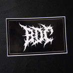 BDC Logo Sticker