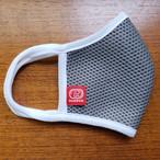 抽選販売:ドムドム 洗える冷感マスク(ホワイト&グレー各1枚)