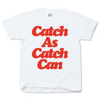 Catch As Catch Can whiteB