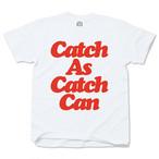 Catch As Catch Can whiteB