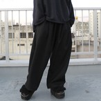 Tuck-Pants (black)