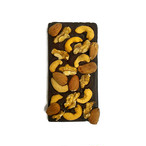フィリピン産カカオ90%チョコレート + 有機ミックスナッツ (ナッツ系) 糖質55%カット