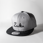 Snap Back Cap - Gray