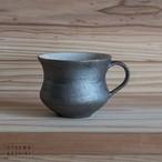 [谷井直人 個展]白×黒 コーヒーカップ