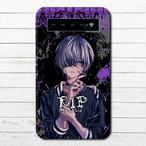 #069-011 モバイルバッテリー おすすめ iPhone Android 病みかわいい イラスト メンヘラ グッズ スマホ 充電器 タイトル:Fanatic Ver2 作:黒野京