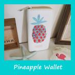 【再入荷!】ハワイアン パイナップル 財布
