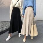 《ゆりいちちゃんねるさん着用アイテム》ミモレ丈エレガントスカート67