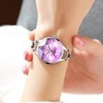 Kimio AF-6278(Purple) レディース腕時計