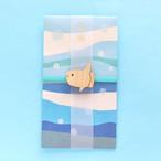 新商品《魚/マンボウ》ご祝儀袋 まんぼう koyoriya ZOO アニマル 金封 のし袋 封筒