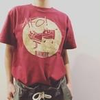AFO!djembe君Tシャツ