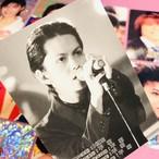 90-00年代アイドルプロフィールカード3枚セット☆キラカード入☆