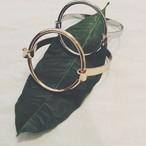 Bracelet♡サークルメタルブレスレット (2color)