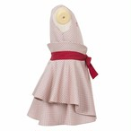 WAVY OCCASION DRESS PINK SPARKLE =JESSIE AND JAMES=