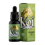 "Koi CBD ""Summer""  Fuji Apple Nectarine Strawberry味 30ML / 250mgCBD【Koi CBD】"
