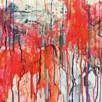 絵画 インテリア アートパネル 雑貨 壁掛け 置物 おしゃれ 抽象画 現代アート ロココロ 画家 : tamajapan 作品 : t-25