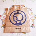 【デンマーク】 Irma イヤマ ショップバッグ 紙袋