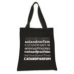 Assorted Logo Cotton Tote Bag