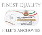 シチリアで水揚げされたカタクチイワシだけで作られた上質 アンチョビ / フィレ 56g缶