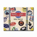 Luggage Labels (WORLD TRAVELLER)