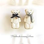 anniversary bear(floralwhite)
