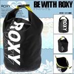 RBG201375 ロキシー ドライバッグ スタッフバッグ 撥水加工 小物入れ バック 機能的 おしゃれ 人気 ブランド ポーチ BE WITH ROXY ROXY