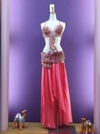ベリーダンス衣装 ブラベルトスカートセット アウトレット