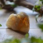 カーサクリスタル®︎シトリン原石ラフ磨き Ctrn-tum0105