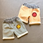 pony go round smile wappen shorts