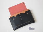 【色を選ぶセミオーダー】一緒に育つ母子手帳ケース A6版対応:Sサイズ