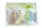 【焼き菓子ギフト】恐竜&co.クッキーギフトセット(10枚入)/人気の可愛い卵不使用の恐竜型クッキーの詰め合わせとなります。ちょっとした贈り物にも最適です。