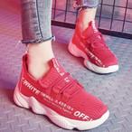 【shoes】通気性よい 全3色 スニーカー