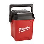 MILWAUKEE(ミルウォーキー) ジョブサイトワークツールボックス13工具箱 電動工具 収納 業務用 プロ向け