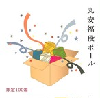 【丸安福段ボール市】100箱限定!