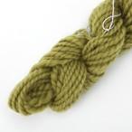 コリデール抹茶 ゲージ用糸サンプル (corri3)手紡ぎ毛糸オーダー