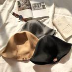 帽子 ウール チューリップハット 779