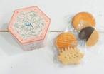 [数量限定] 六角箱(ブルーバード)入り 焼き菓子セット