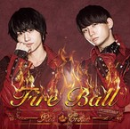 Red Crown  Fire Ball