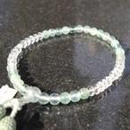 蛍石&水晶(Fluorite Crystal&Crystal)