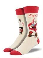 Classic Coke Santa -SockSmith(ソックスミス)