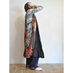 【RehersalL】ethnic gown onepiece(dark 1) /【リハーズオール】エスニックガウンワンピース(ダーク1)