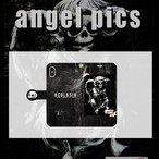 angel pics case 手帳型