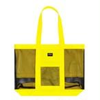 Expandable Mesh Tote(Yellow)