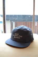 TACOMA FUJI RECORDS / KEEP TACOMA FUJI BEERED CAP